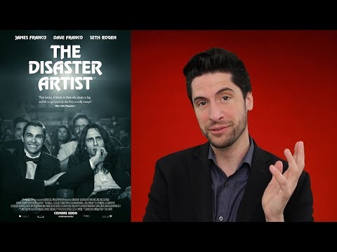 The Disaster Artist - Movie Review