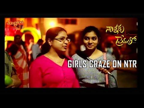 Girls going crazy about NTR style    Nannaku Prematho Audio Launch    Jr Ntr, Rakul Preet