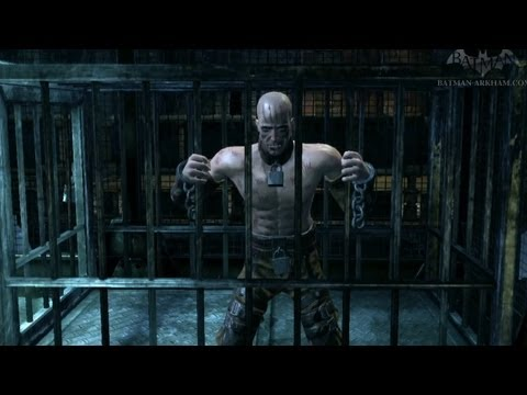 Batman: Arkham City - Cold Call Killer (Zsasz) - Side Missio