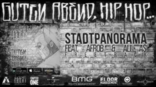 "HAZE feat. AFROB & ALI A$ ""Stadtpanorama"" AUDIO"