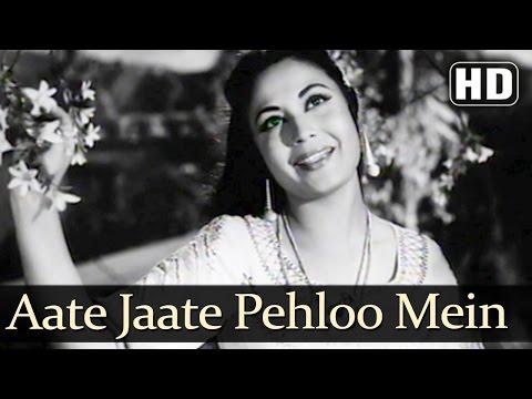 Aate Jaate Pehloo Mein (HD) - Yahudi Songs - Dilip Kumar - Meena Kumari - Lata Mangeshkar