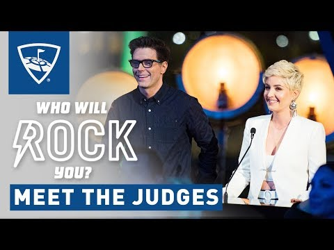 Who Will Rock You | Meet the Judges | Topgolf