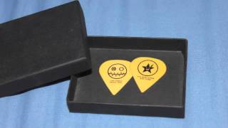 Bulletproof Heart - My Chemical Romance - [Ray Toro & Frank Iero Guitar Pick]