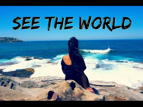 How To Travel The World For (almost!) FREE!!
