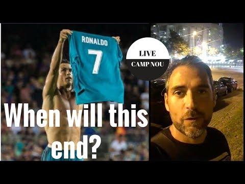 FC BARCELONA VS REAL MADRID LIVE POST MATCH REACTIONS | súper Copa de España 2017 | Barça News