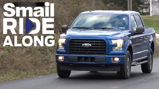 2017 Ford F-150 XLT - Smail Ride Along - Virtual Test Drive