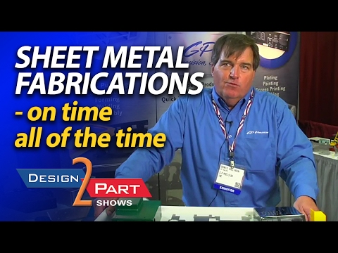 Sheet Metal Fabrication, Welding and Laser Cutting - GP Precision