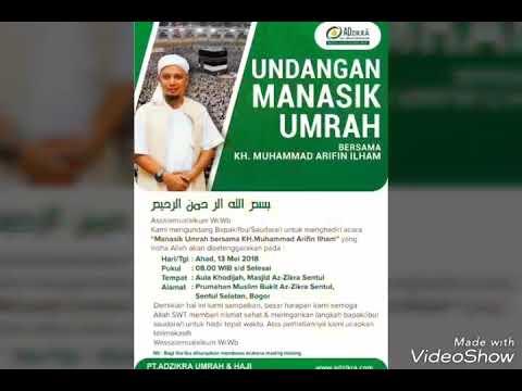 PATUNA TRAVEL - Testimoni Jamaah Umrah Syawal Patuna 19 Juni 2019.