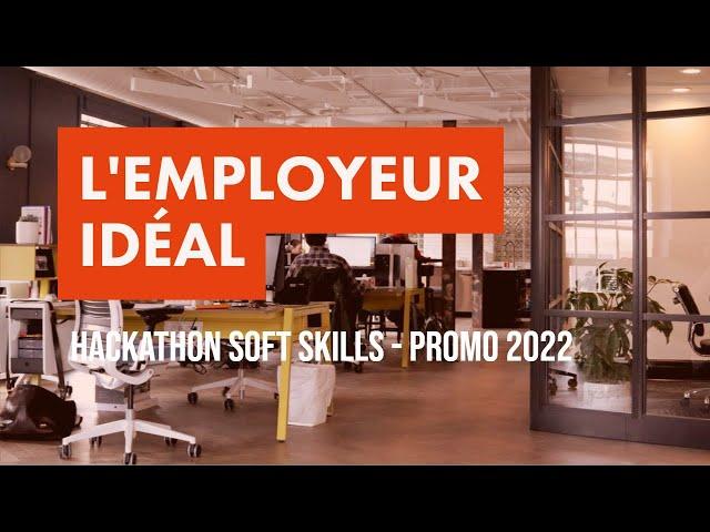 Quel est l'employeur idéal ? 1000 étudiants répondent