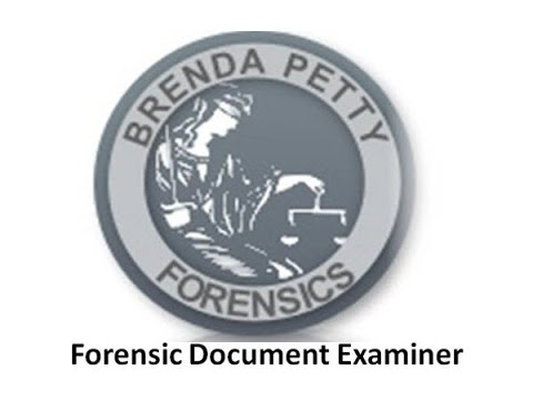 Forensic Document Examiner Oklahoma City