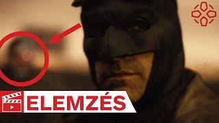 Ez derült ki a Zack Snyder: Az Igazság Ligája új előzeteséből!