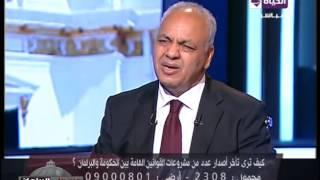 فيديو..مصطفى بكري: وضع المؤسسات الصحفية القومية غير قانوني