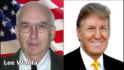 Richard Syrett on Lee Wanta on Questions about Donald Trump
