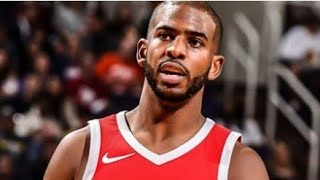 BREAKING NEWS! CHRIS PAUL HAVING TENSION WITH ROCKETS OVER POSSIBLE FAILING MAX CONTRACT AGREEMENT!