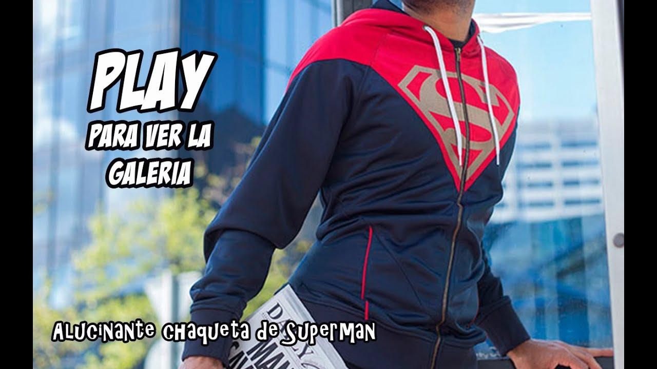 Youtube Chaqueta Alucinante Chaqueta Superman De Alucinante De zYTwxSq