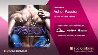 "Hörbuch: ""Act of Passion"" von Jane Christo"