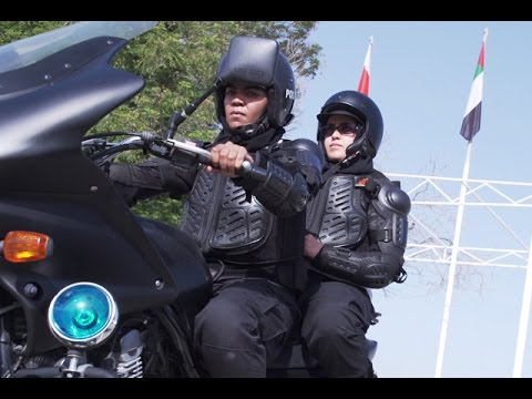 Meet the highly skilled women of the VIP Protection Unit ...