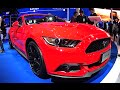 2016, 2017 Ford Mustang full of Horses, American muscle car Ford Mustang 2016, 2017