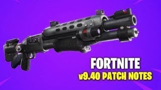 Epic Accidentally Leaked This Weapon In Fortnite Battle Royale