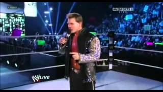 Chris Jericho Tells Us The Truth - The End Of The World - Raw 2/6/2012