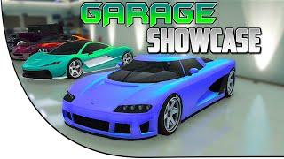 GTAV | Sick New Modded RGB Colors | Garage Showcase | RAGES RETURN | GTA5 Online