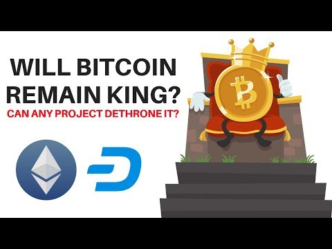 Will Bitcoin Remain #1? Can Any Project Dethrone It?