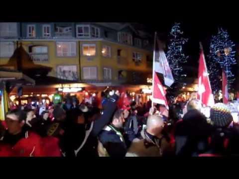 Nobody celebrates quite like the Swiss