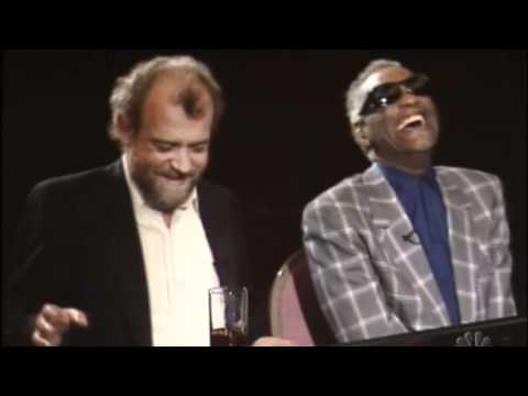 Ray Charles and Joe Cocker - The Rona Elliot Interview