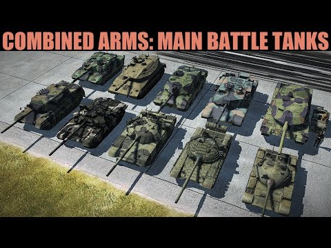 Combined Arms: Main Battle Tanks Tutorial | DCS WORLD