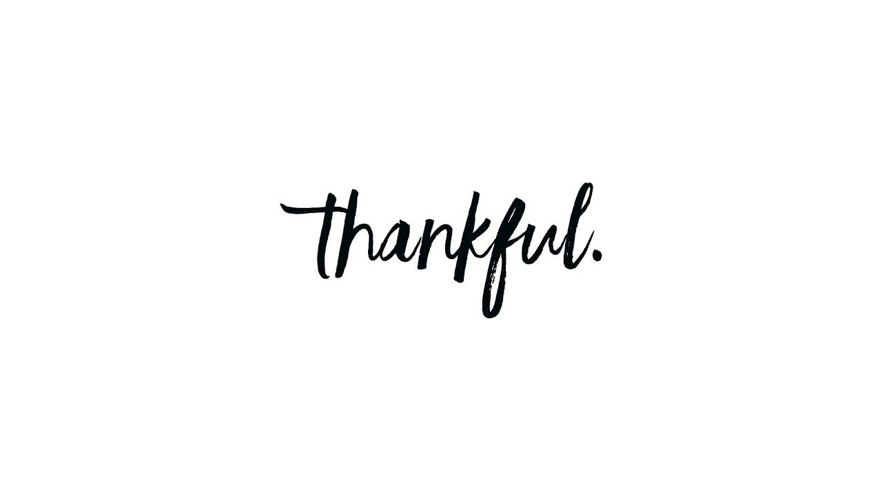 """Thankful"" 03072021"