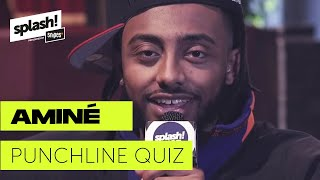 Punchline Quiz with Aminé