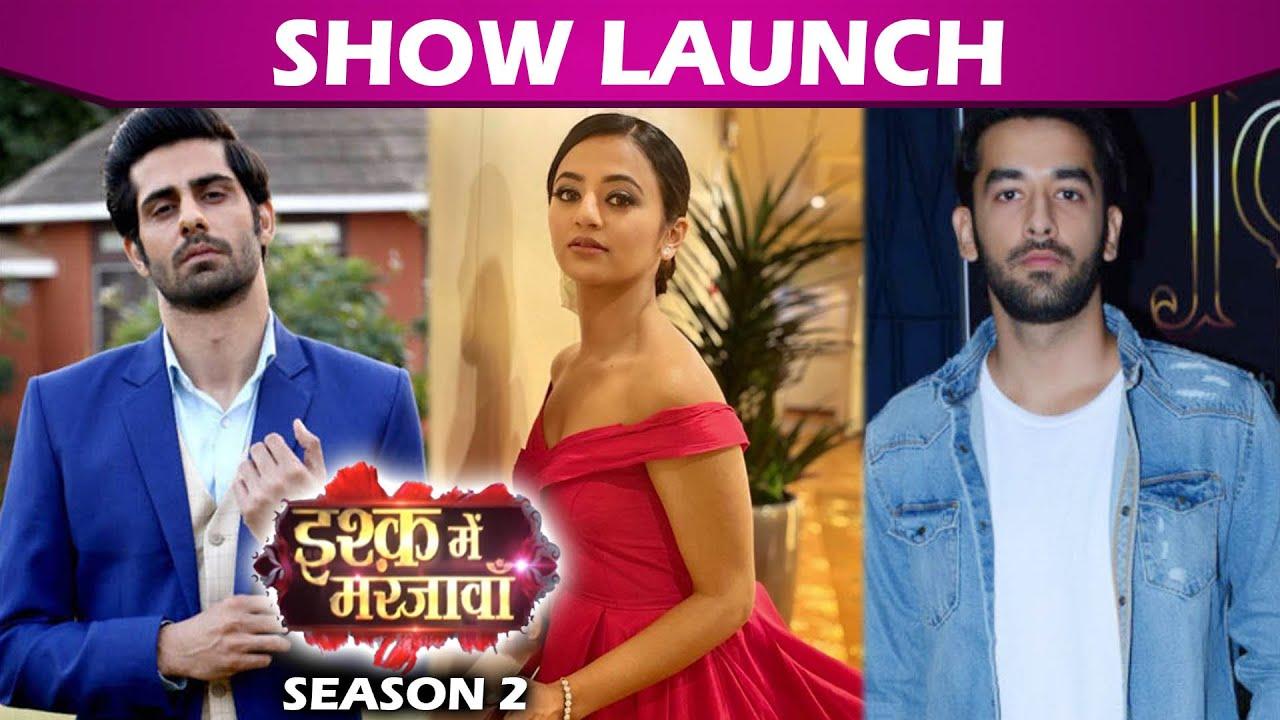 Download Ishq Mein Marjawan Season 2 Show Launch: Helly Shah, Vishal Vashthistha & Rahul Sudhir | Colors TV