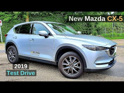 New Mazda CX-5 2019 Full Review and Test Drive