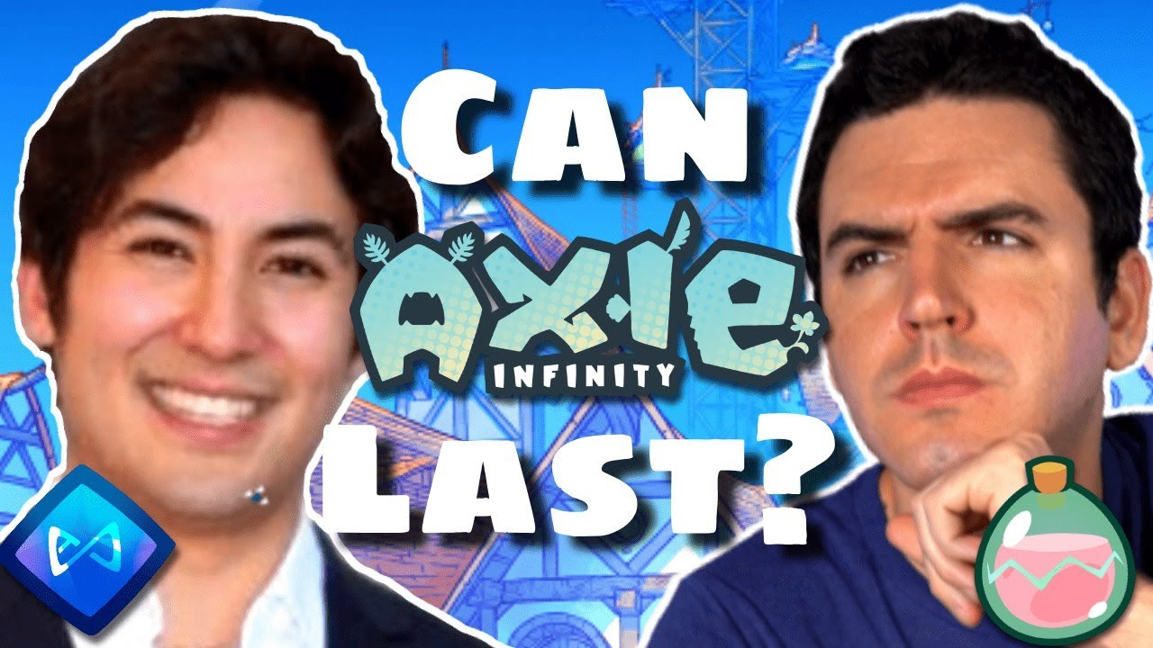 Can Axie Infinity's Economy Last?   LIVE Axie Infinity Co-Founder Interview