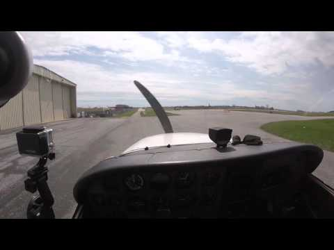Cessna C172S First Lesson (KDMW)