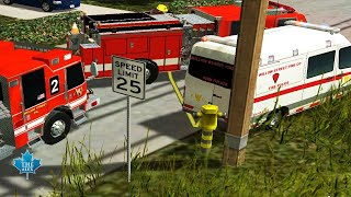 Emergency 4 | West Lampeter Mod | PC Gameplay