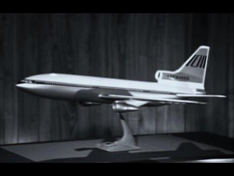 Lockheed L-1011 TriStar Promo Film #1 - 1968