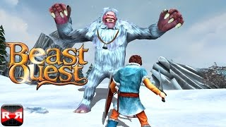 Beast Quest (By Miniclip) - iOS / Android - Gameplay Video