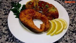 ФОРЕЛЬ запеченная в фольге - Обалденный маринад!!! 🌟 TROUT baked in foil - Awesome marinade!!!