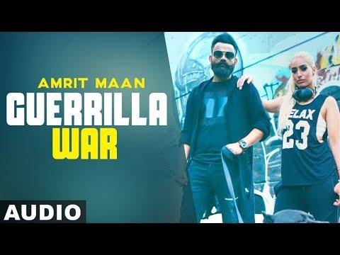 Guerrilla War Full Audio  Amrit Maan Ft Dj Goddess  Deep Jandu  Sukh Sanghera  Speed Records