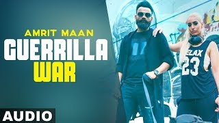 Guerrilla War (Full Audio) | Amrit Maan Ft DJ Goddess | Deep Jandu | Sukh Sanghera | Speed Records