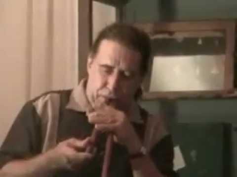 Eric Marczak Hungarian no holes flute 9-18-10