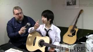 Sungha Jung interview -part 1