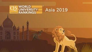 Meet Asia's Top 10 Universities 2019