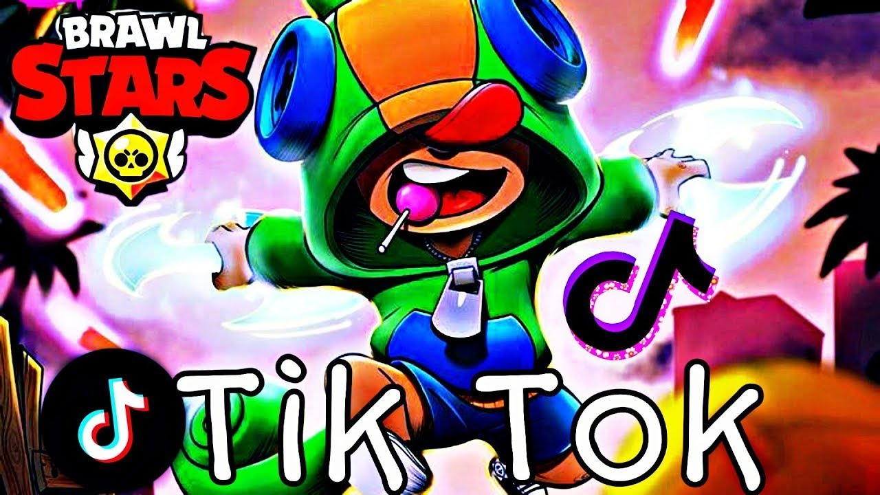 Brawl Stars Tik Tok Montage/Compilation #2 - YouTube  |Tik Tok Brawl Stars Larin