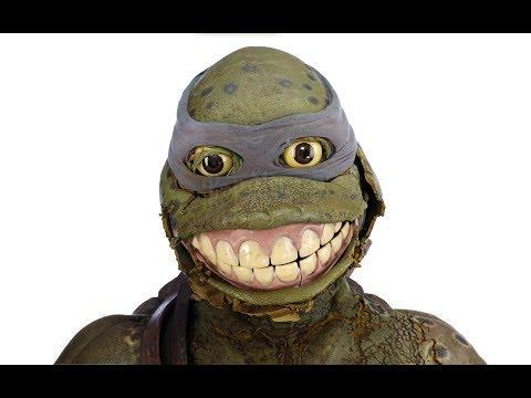 Teenage Mutant Ninja Turtle suit from 1993 movie hits the auction block