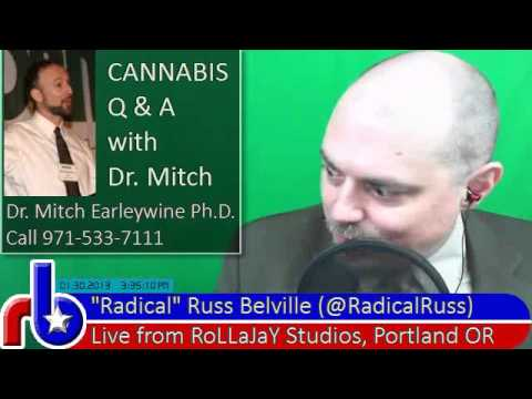 The Russ Belville Show #132 - The Case for 2016 Legalization