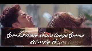 Dil Mein Chhupa Loonga Lyrical Video   Wajah Tum Ho   Armaan Malik & Tulsi Kumar   Meet Bros   YouTu
