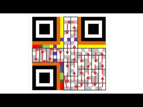 How to Decode a QR Code by Hand