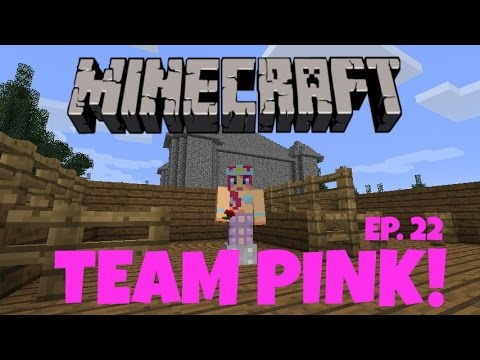 Team Pink's Magical Quest! FTB Ep.22 The Stables!   Amy Lee33